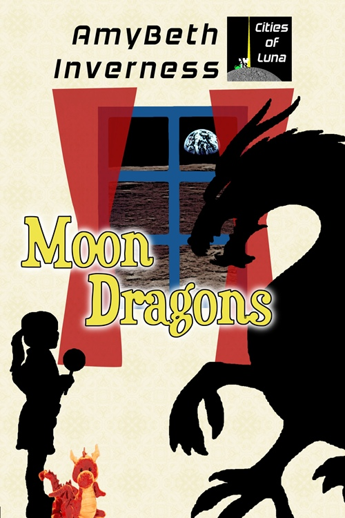 MOON DRAGONS, the newest story from THE CITIES OF LUNA